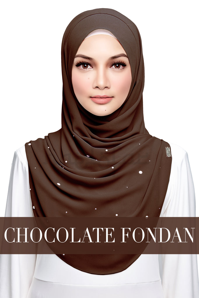 SARAH - CHOCOLATE FONDAN