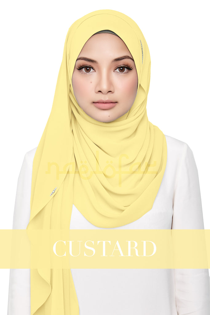 SAYANG LOVE - CUSTARD