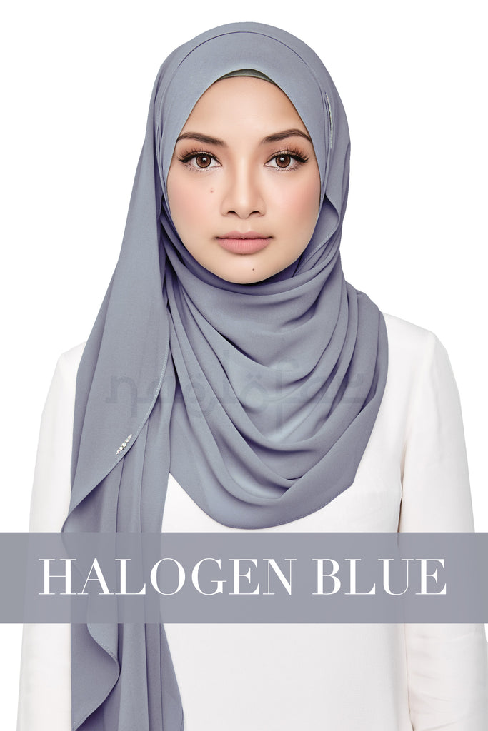 SAYANG LOVE - HALOGEN BLUE