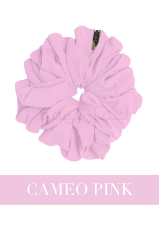 SCRUNCHY - CAMEO PINK