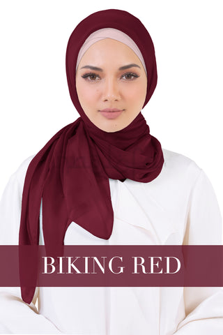 SELENA - BIKING RED