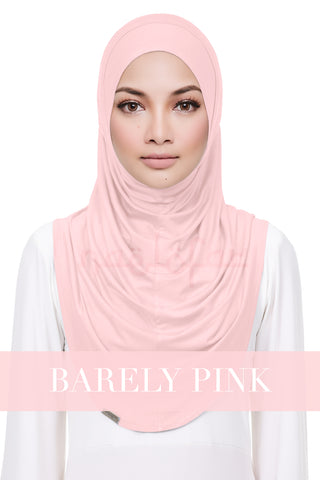 SOPHIA - BARELY PINK