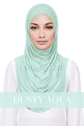 SOPHIA - DUSTY AQUA