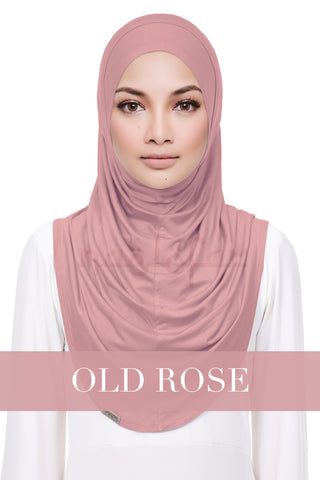SOPHIA - OLD ROSE