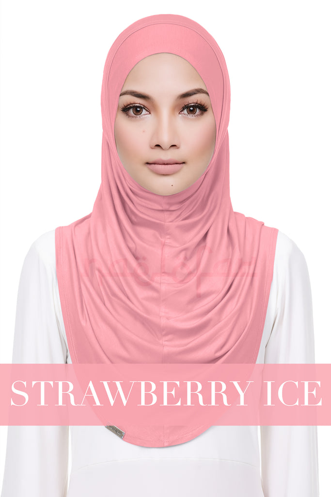 SOPHIA - STRAWBERRY ICE