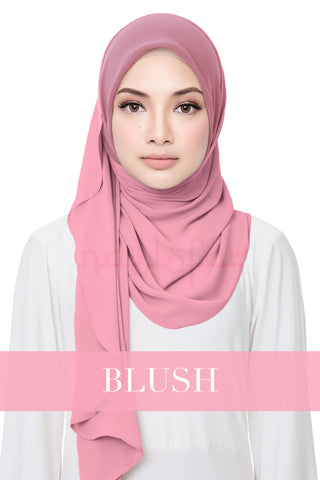 SWEET HELENA PLAIN - BLUSH