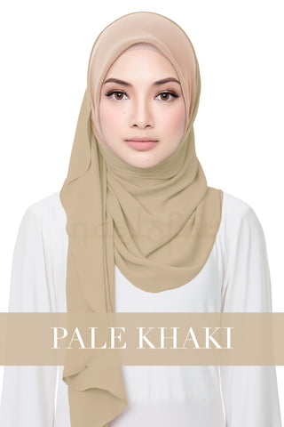 SWEET HELENA PLAIN - PALE KHAKI