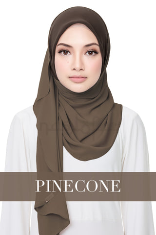 SWEET HELENA PLAIN - PINECONE
