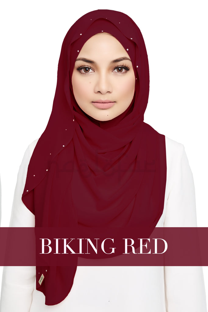 SWEETHEART - BIKING RED
