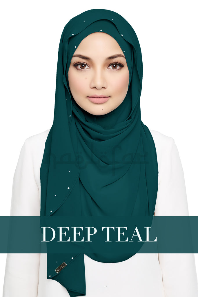 SWEETHEART - DEEP TEAL