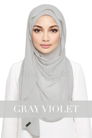 SWEETHEART - GRAY VIOLET