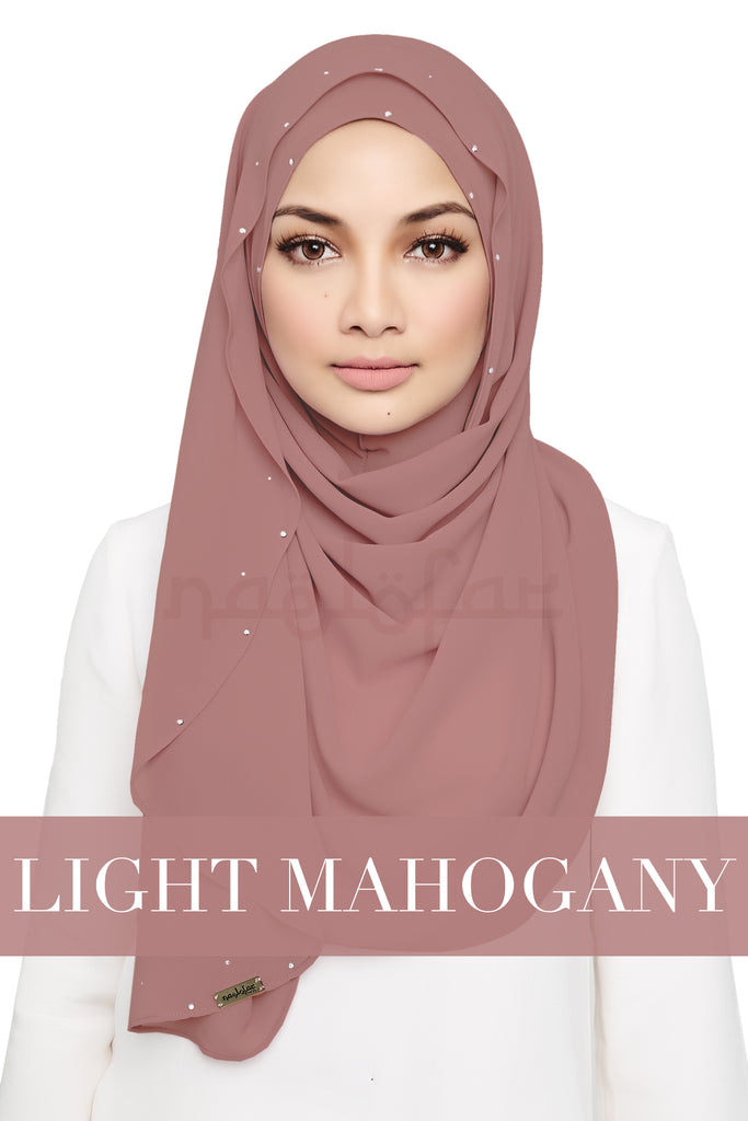 SWEETHEART - LIGHT MAHOGANY
