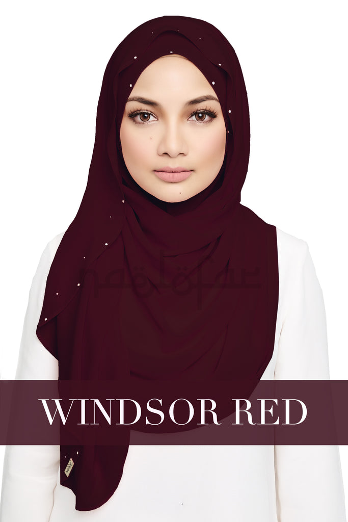 SWEETHEART - WINDSOR RED