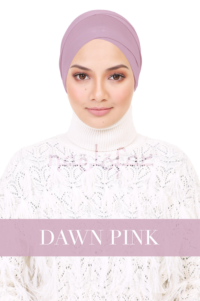 BE LOFA TURBAN - DAWN PINK