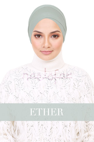 BE LOFA TURBAN - ETHER