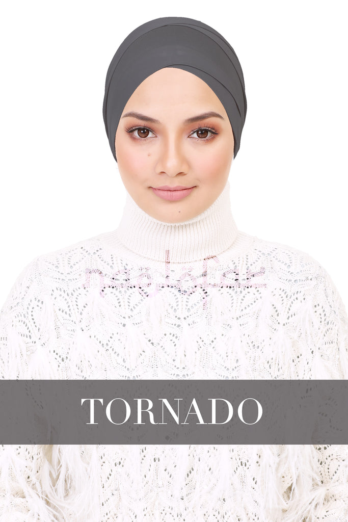 BE LOFA TURBAN - TORNADO