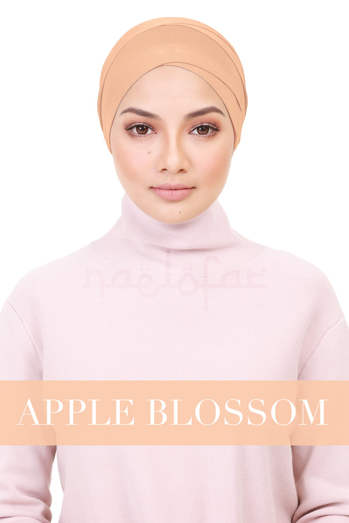 BE LOFA TURBAN - APPLE BLOSSOM