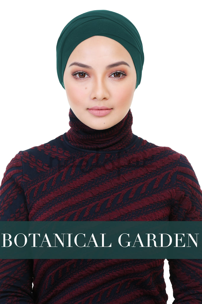 BE LOFA TURBAN - BOTANICAL GARDEN