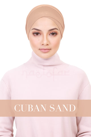 BE LOFA TURBAN - CUBAN SAND