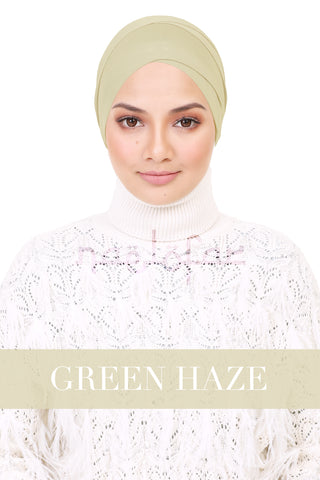 BE LOFA TURBAN - GREEN HAZE