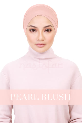 BE LOFA TURBAN - PEARL BLUSH