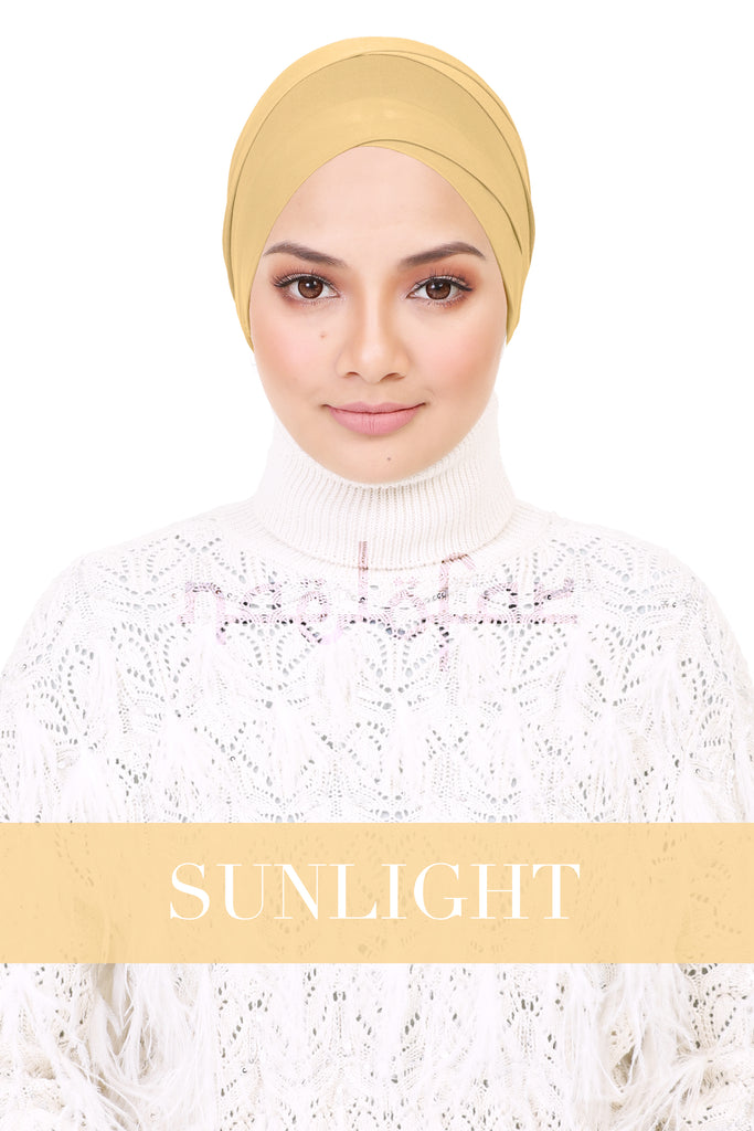 BE LOFA TURBAN - SUNLIGHT