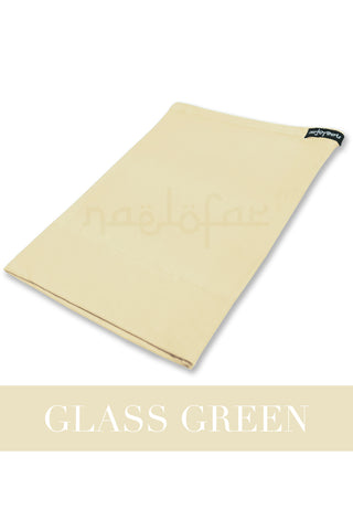 WARDA INNER - GLASS GREEN