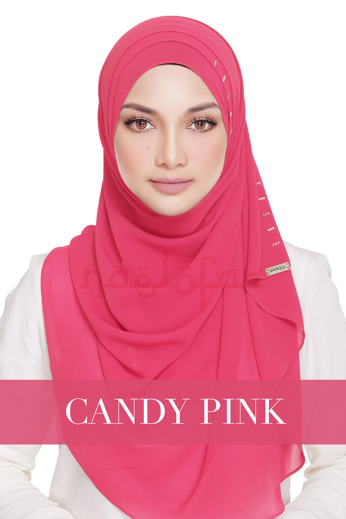 QUEEN WARDA - CANDY PINK