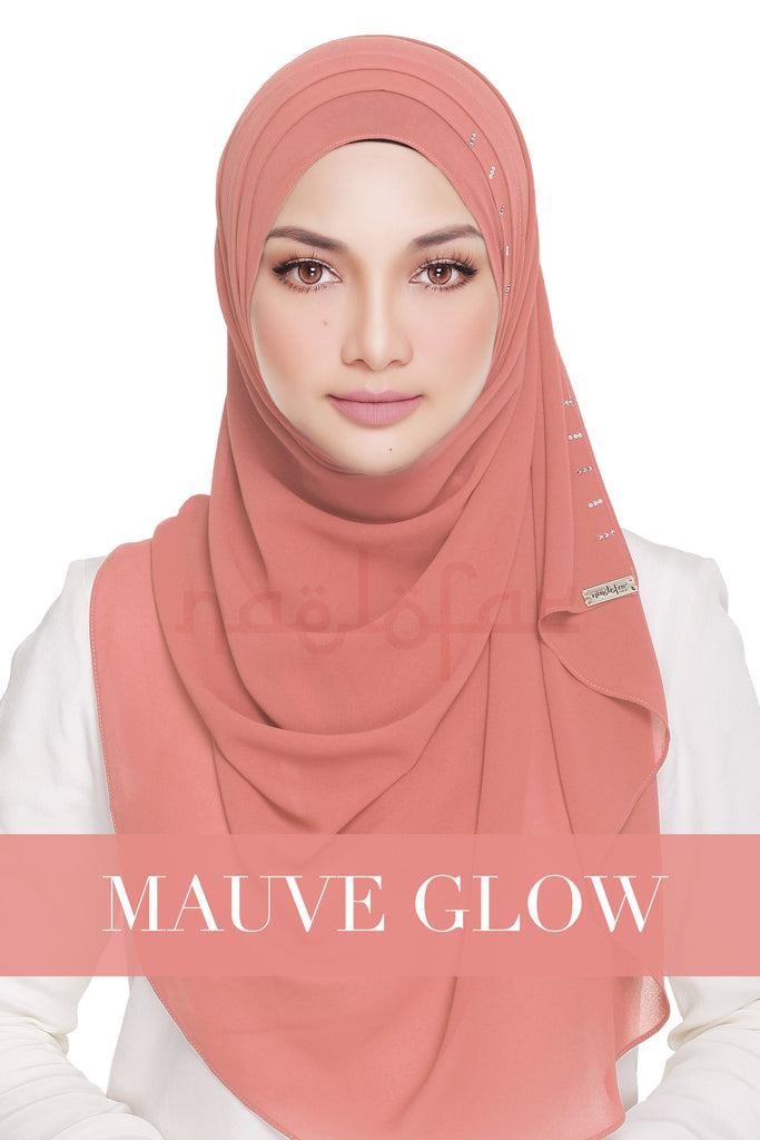 QUEEN WARDA - MAUVE GLOW