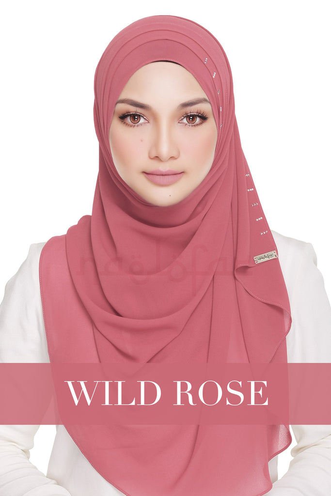 QUEEN WARDA - WILD ROSE