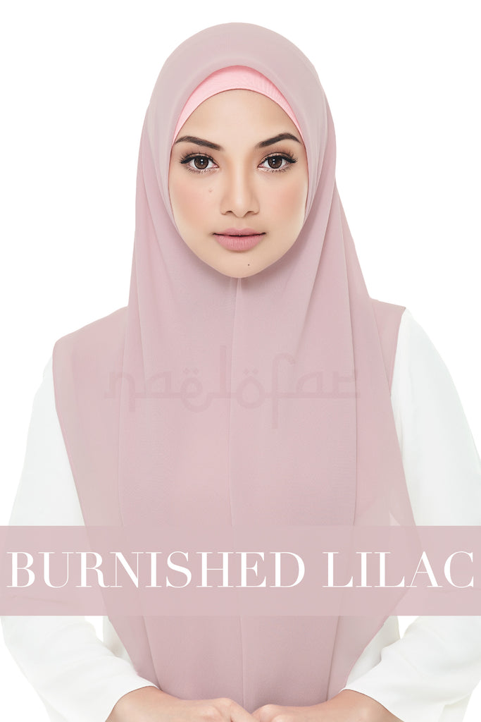 YASMINE - BURNISHED LILAC