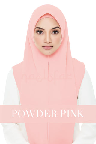 YASMINE - POWDER PINK