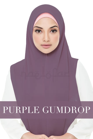 YASMINE - PURPLE GUMDROP