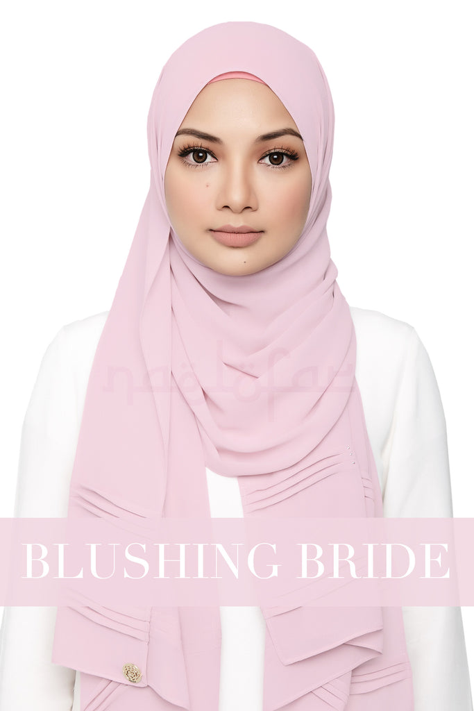 ZEHRA - BLUSHING BRIDE