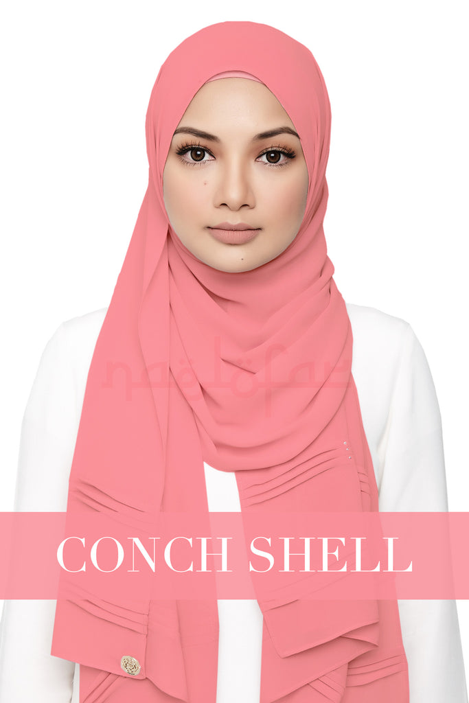 ZEHRA - CONCH SHELL