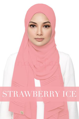 ZEHRA - STRAWBERRY ICE