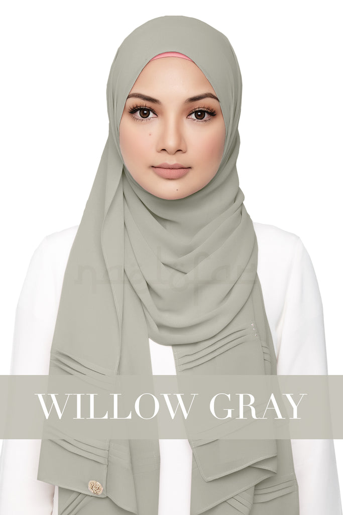 ZEHRA - WILLOW GRAY