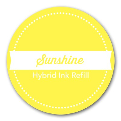 "My Favorite Things ""Sunshine"" Hybrid Ink Pad Refill"