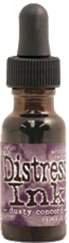 "Tim Holtz/Ranger Ink Distress ""Dusty Concord"" Reinker"