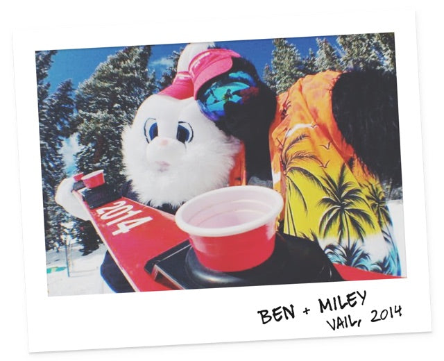Ben and Miley
