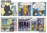 Kitty Amy Comic from Mad Nerd Comics - small
