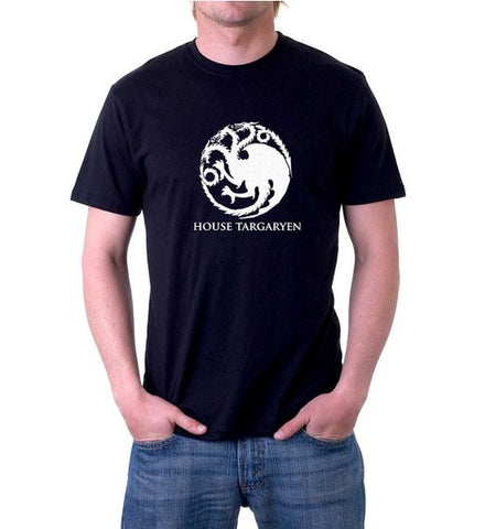 Game of Thrones House Targaryen T-Shirt for Men