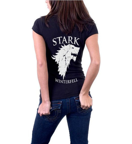 Game of Thrones Stark Wrap for Women