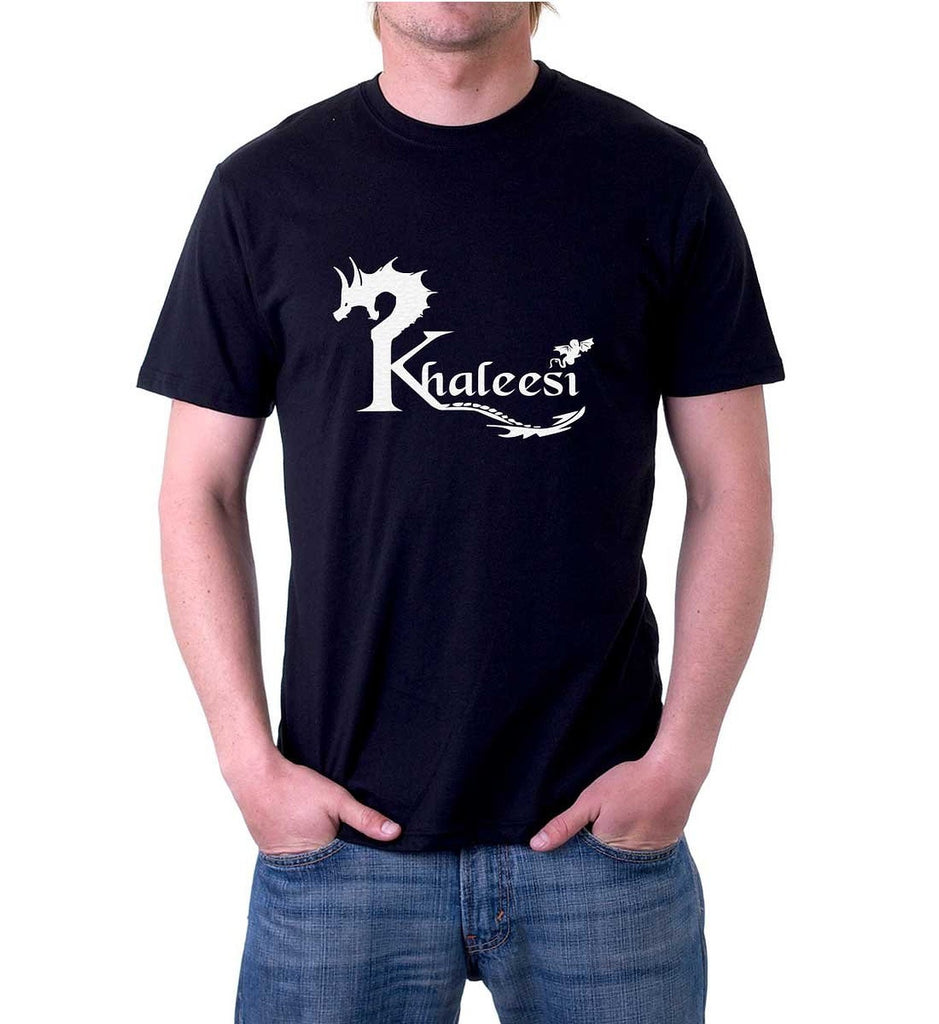 Mens khaleesi dragon t-shirt from Game of Thrones