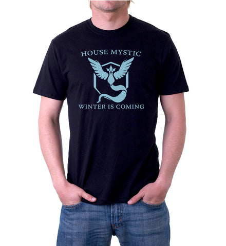 House Mystic Winter Is Coming T-Shirt for Men