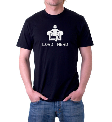 Lord Nerd T-Shirt for Men