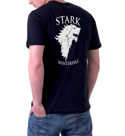 Game of Thrones Stark Wrap for Men