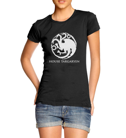 Game of Thrones House Targaryen T-Shirt for Women
