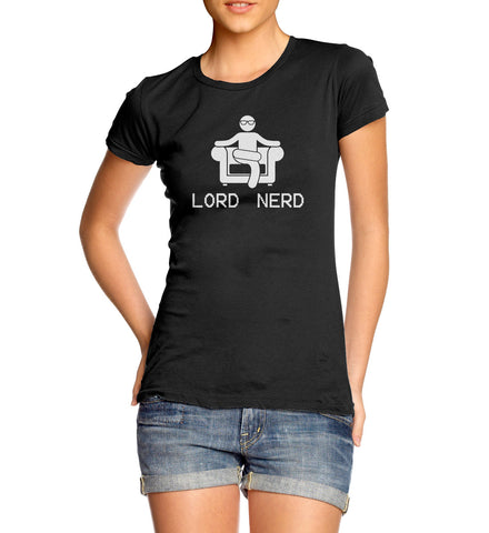 Lord Nerd T-Shirt for Women