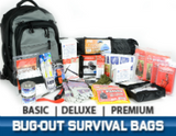 EMERGENCY SURVIVAL BUG-OUT BAG KITS